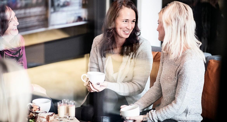 Nummer Ett Café i Östersund