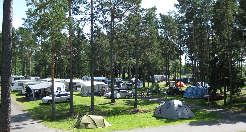 Camping Östersund