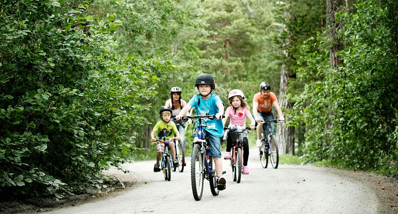 Landsvägscykling Östersund