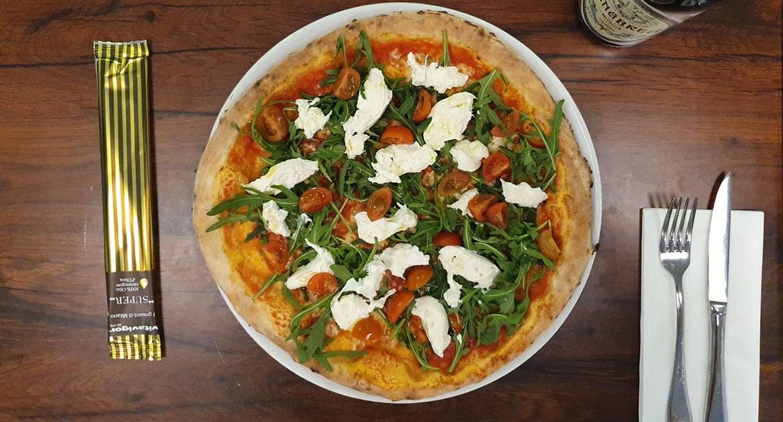 Pizza från Ripan