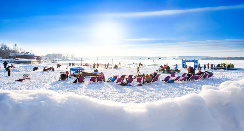 Vinterparken Östersund
