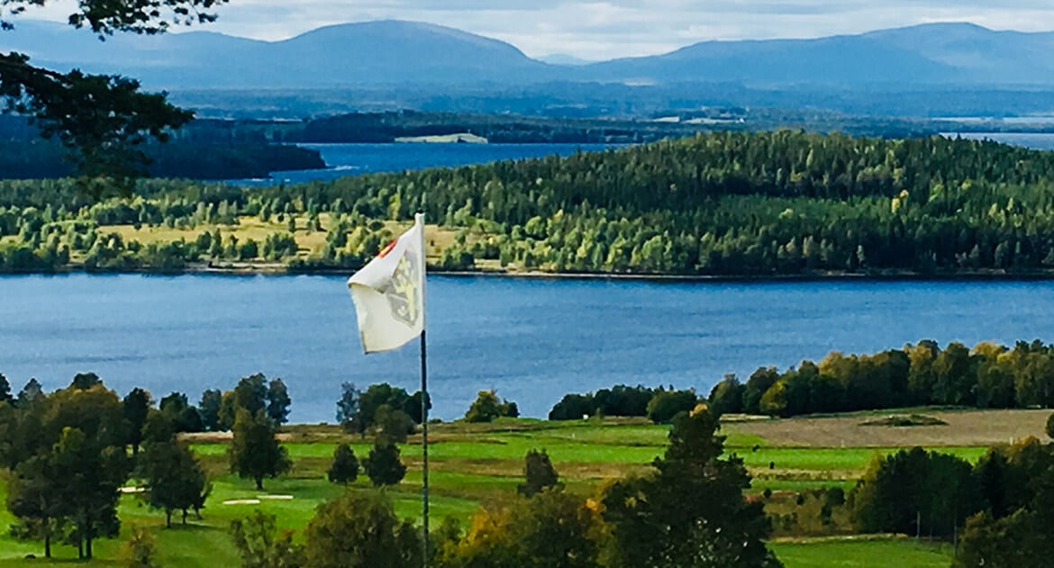 Golf-ostersund-sweden