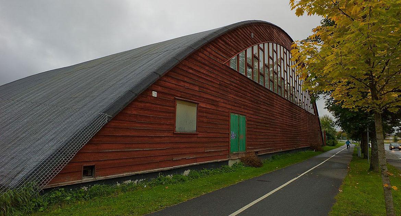 Tennishallen Östersund