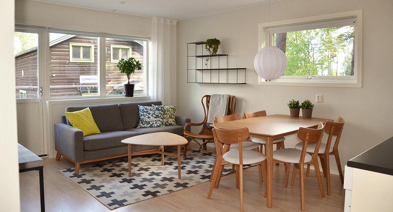 Arctura lägenhet östersund