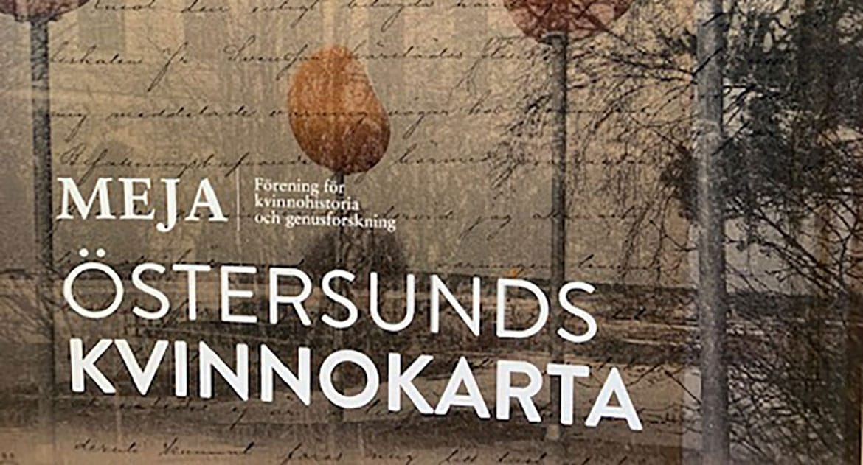 Kvinnokarta Östersund