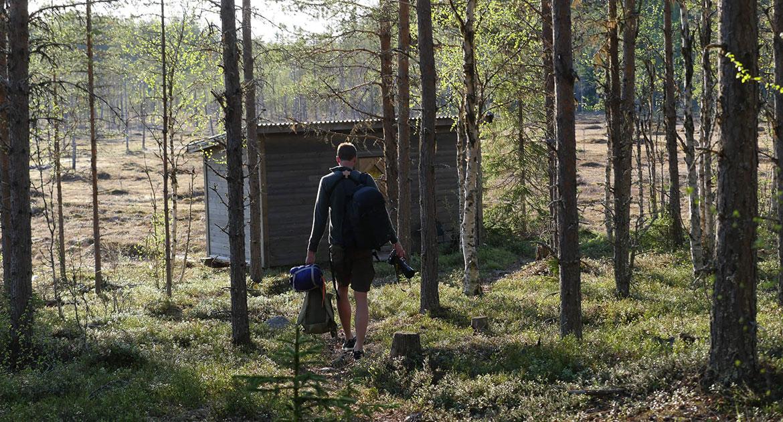 Gömsle i Jämtland