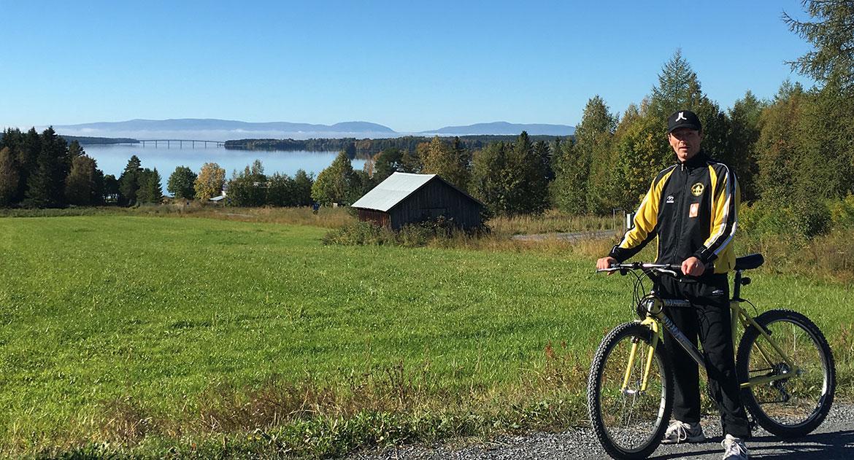 Cykla Östersund Frösön