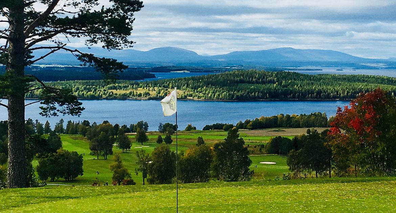 Vy Frösö Golfbana