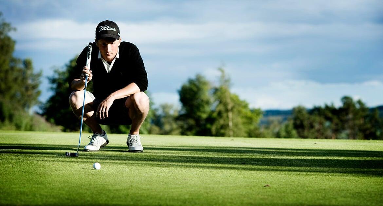 golf Östersund paket