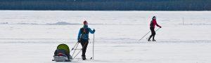 Längdskidor Östersund