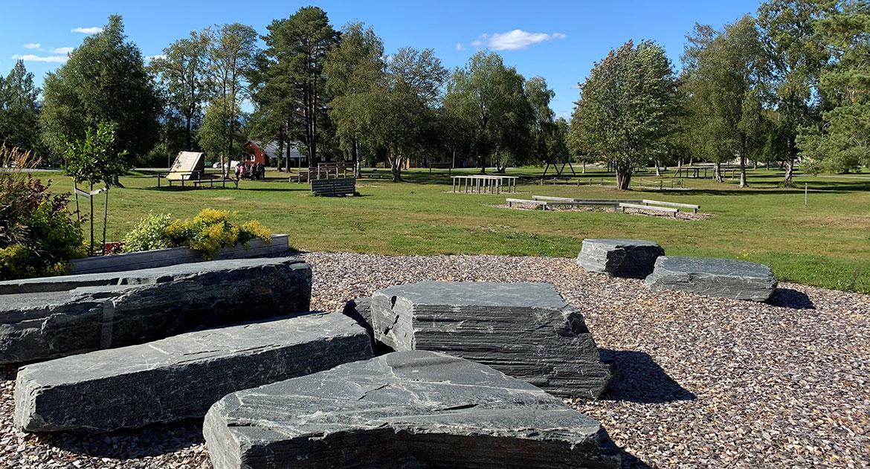 Utegym Frösö park