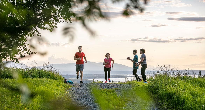 Löpträning Östersund