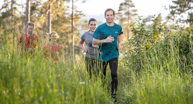 Löpning Östersund