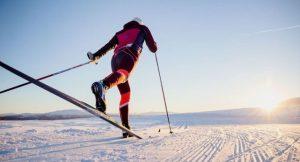 Johanna Skalman skidåkare