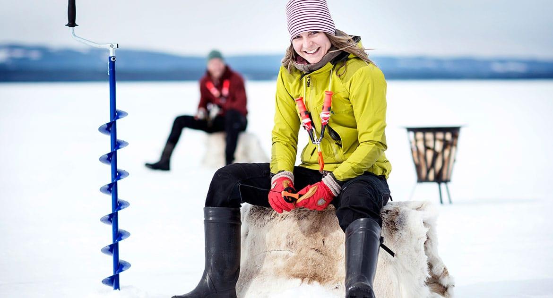 Vinterfiske Östersund
