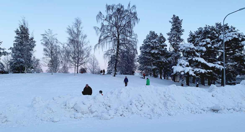 Pulka Östersund