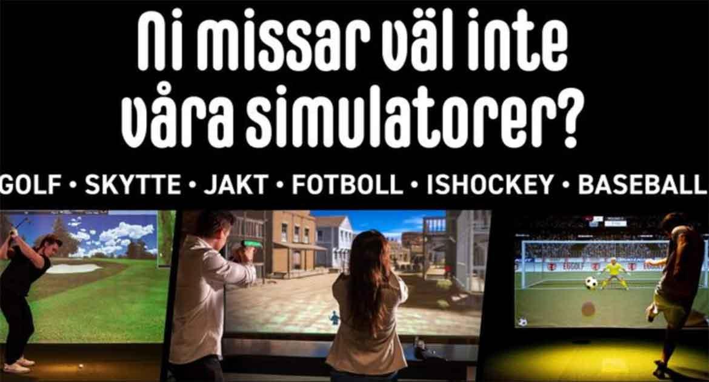 Simulatorer Östersund