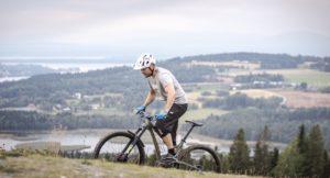 Bike in Östersund