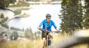 Cykling Östberget