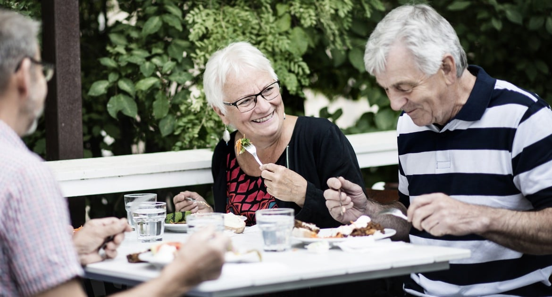 Mat i Östersund