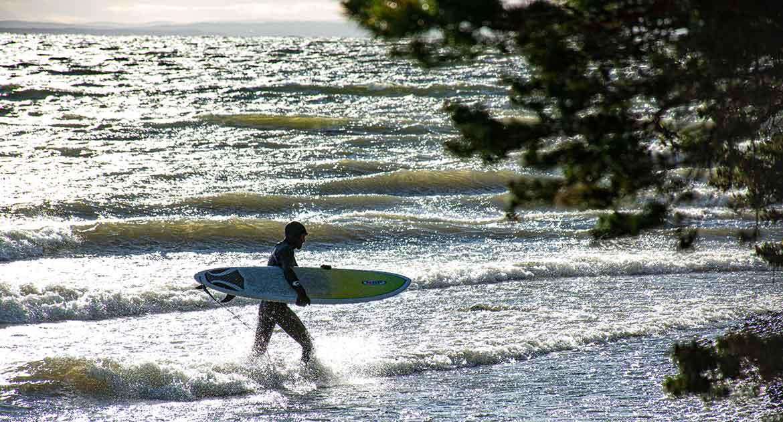 Surfing Östersund