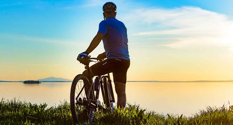 cykla i Östersund