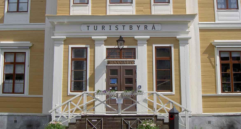 turistcenter östersund