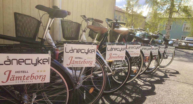 Lånecyklar Jämteborg